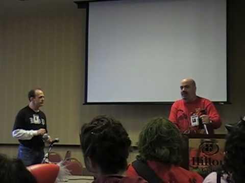 Ikkicon 2009 Voice Actor Panel - Part 1