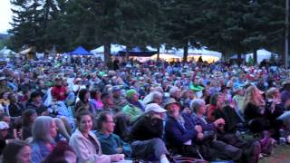 Canmore folk fest live 2014 short video
