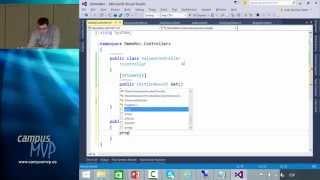 ASP.NET 5 & MVC 6 - Unificación de MVC y Web API - ASP.NET vNext