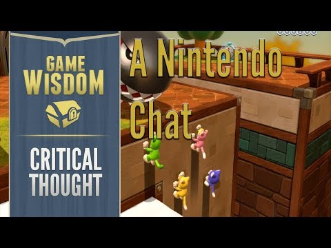 A Friendly Chat About Nintendo -- Critical Thought with Special Guests
