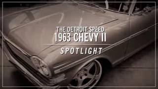 Detroit Speed, Inc. - Test Car Profile - 1963 Chevy II