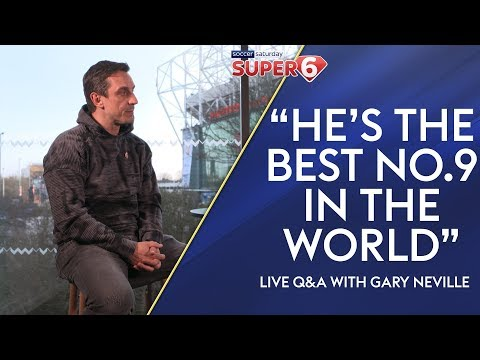 England at the World Cup, world class Harry Kane & Paul Pogba | Gary Neville