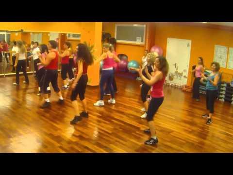 Instructora de aerobics del bodytech 2 - 4 7