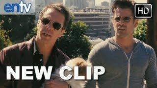 Seven Psychopaths 'Advertiement' Official Clip [HD]: Colin Farrell, Sam Rockwell & Tom Waits