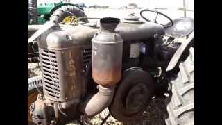 Tracteur Landini 1952