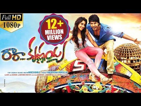 Ra Ra Krishnayya Latest Telugu Full Movie...