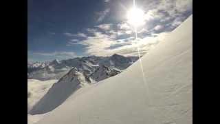 Ski the Austrian backcountry!