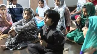 2012-11-07 Islamische Kindergeschichten - Der 1. Prophet Hadhrat Adam (as)