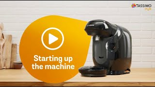 TASSIMO STYLE - First use and …