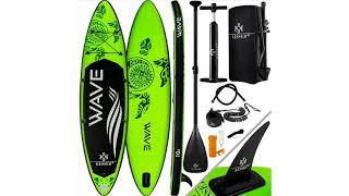 Kesser® Aufblasbare SUP Board Set Stand Up Paddle Board