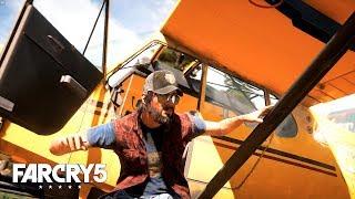 ПОЛЕТ НОРМАЛЬНЫЙ! | Far Cry 5 #5