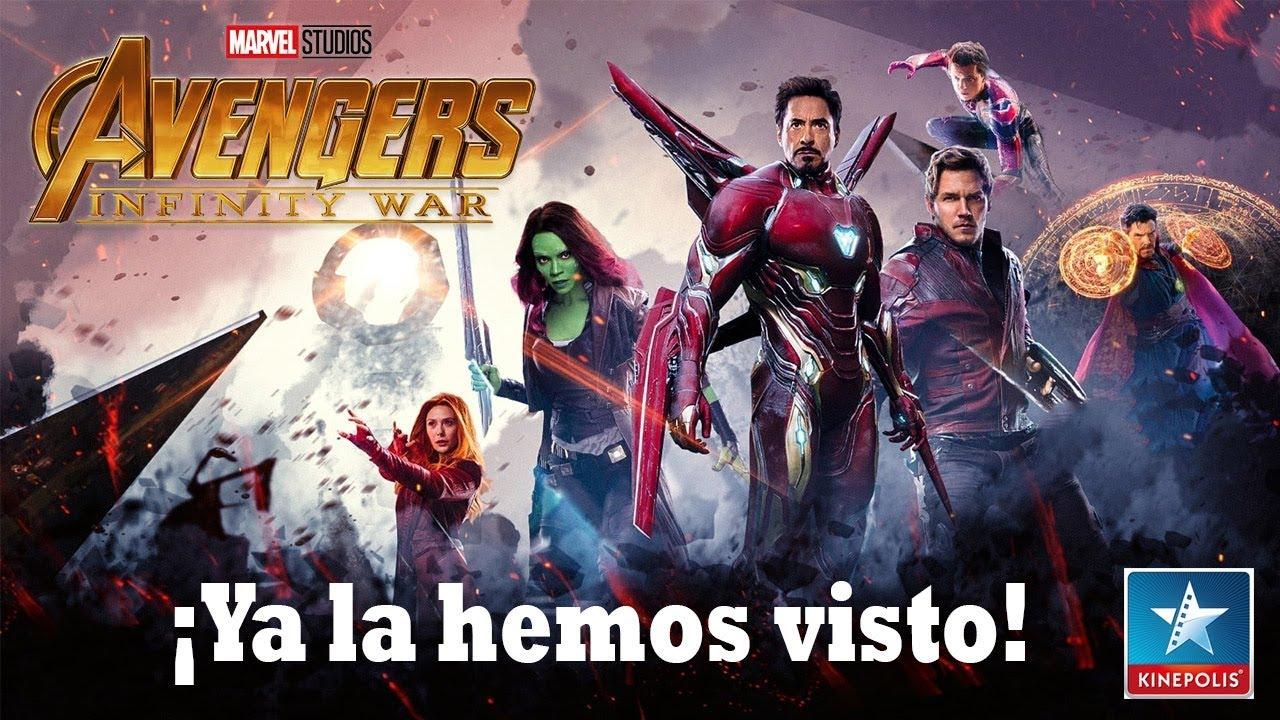 vengadores: infinity war' en 7 puntos - youtube