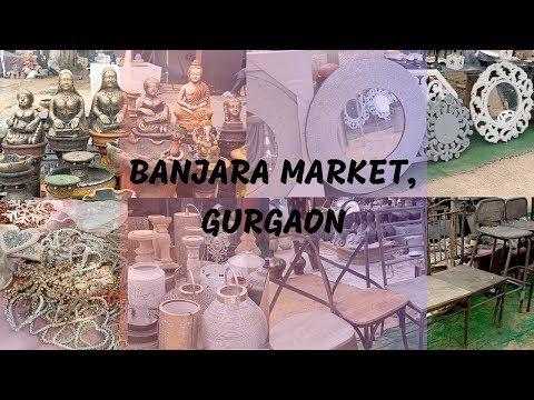 BANJARA MARKET, GURGAON - ULTIMATE TOUR + HAUL! | Vanya Bhatnagar