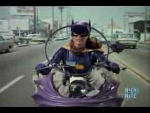 Batgirl Theme Song