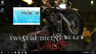 Twisted Metal Black Online PSCX2 - Tutorial