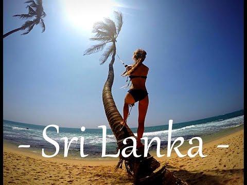 Sri Lanka Trip 2017. Stunning Island. Backpacking. GoPro