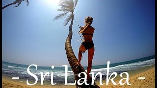 Sri Lanka Trip 2017. Stunning Island. Backpacking. GoPro