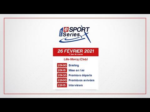 FFVP eSport Series - Mars 2021 - 1er jour de course