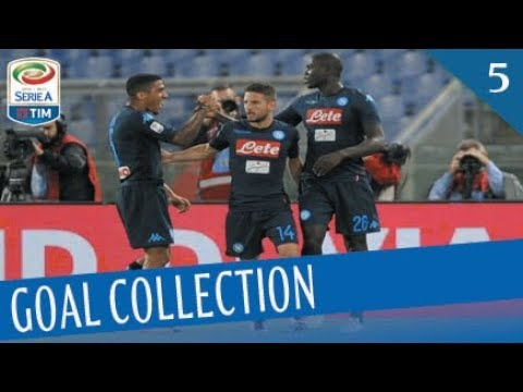GOAL COLLECTION - Giornata 5 - Serie A TIM 2017/18