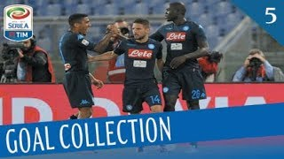 GOAL COLLECTION - Giornata 5 - Serie A TIM 2017/18 streaming