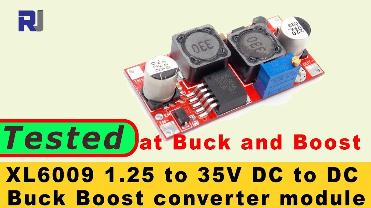 LM2587 DC-DC 3-35V to 3.3V 5V 12V 24V 2A Boost Buck Step Up//Down Volt Converter