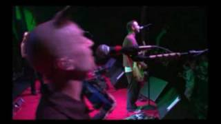 Blue October Live  - Clumsy Card House - Song 6 Argue With A Tree.wmv