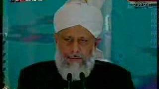 Islam  - Khilafat Centenary Jalsa Speech - Part 4 of 11
