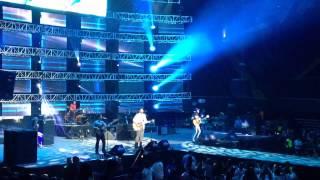 LOS CLAXONS - UN DIA DE SOL ( EN VIVO GENESIS 98.1FM)