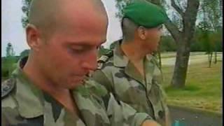 Les hommes du commando