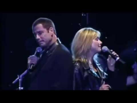 John Travolta and Olivia Newton John - Summer Nights, Verbalists