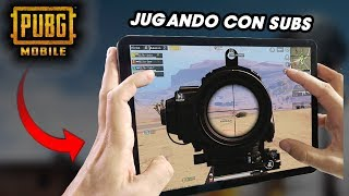 VIERNES DE SALAS !! ENTRA Y JUEGA - PUBG Mobile