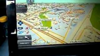 видео Ноутбук как GPS навигатор