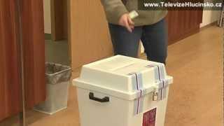 Hlučínsko: 2. kolo prezidentských voleb (26.1.2013)