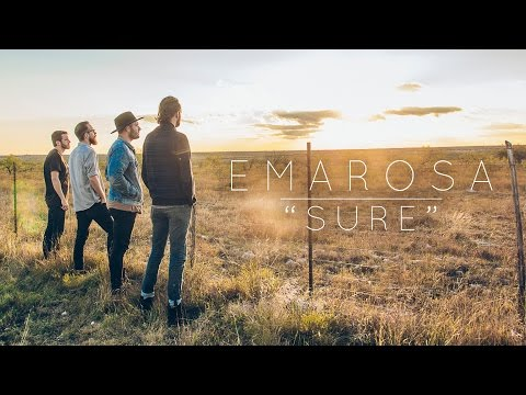 Emarosa - Sure (Official Music Video)
