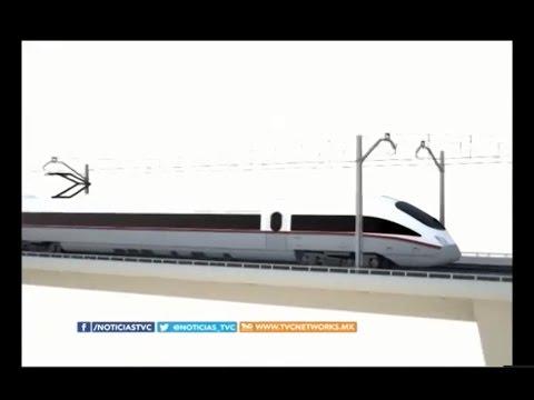 Se quedan los chinos con el proyecto del tren rápido Querétaro  Ciudad de México