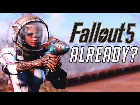 Fallout 5 CONFIRMED?