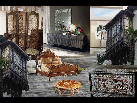 Art Arabesque Antique Decoration & furniture arabesque