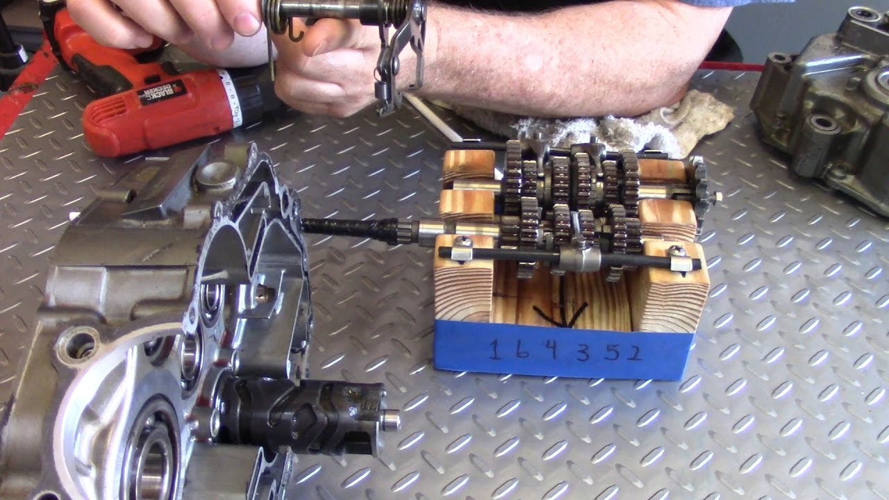 medium resolution of how a motorcycle transmission works