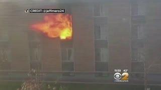 SUNY Maritime Fire