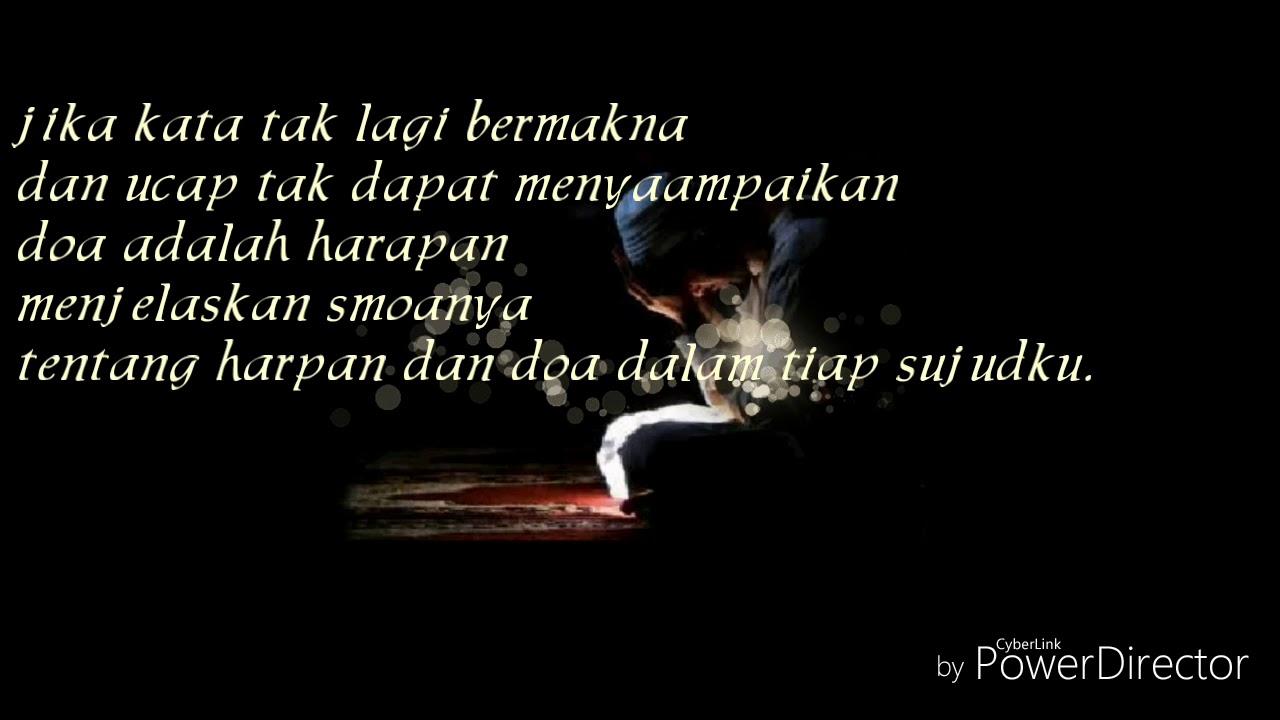 Jika Cinta D Tolak Doa Bertindak