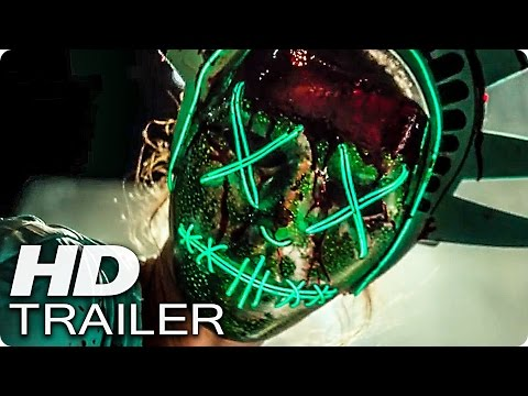 Thumbnail: THE PURGE 3: Election Year Trailer German Deutsch (2016)