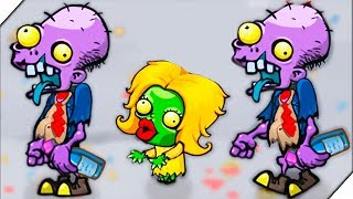 ЗОМБИ С ТЕЛЕЖКОЙ - Игра Swat And Zombies # 7 Андроид игры про зомби