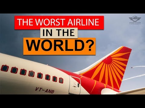 Why Is Air India So Sh*t?