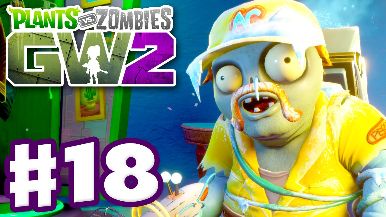 Plants Vs Zombies Garden Warfare 2 Gameplay Part 18 Ac Perry Pc Youtube