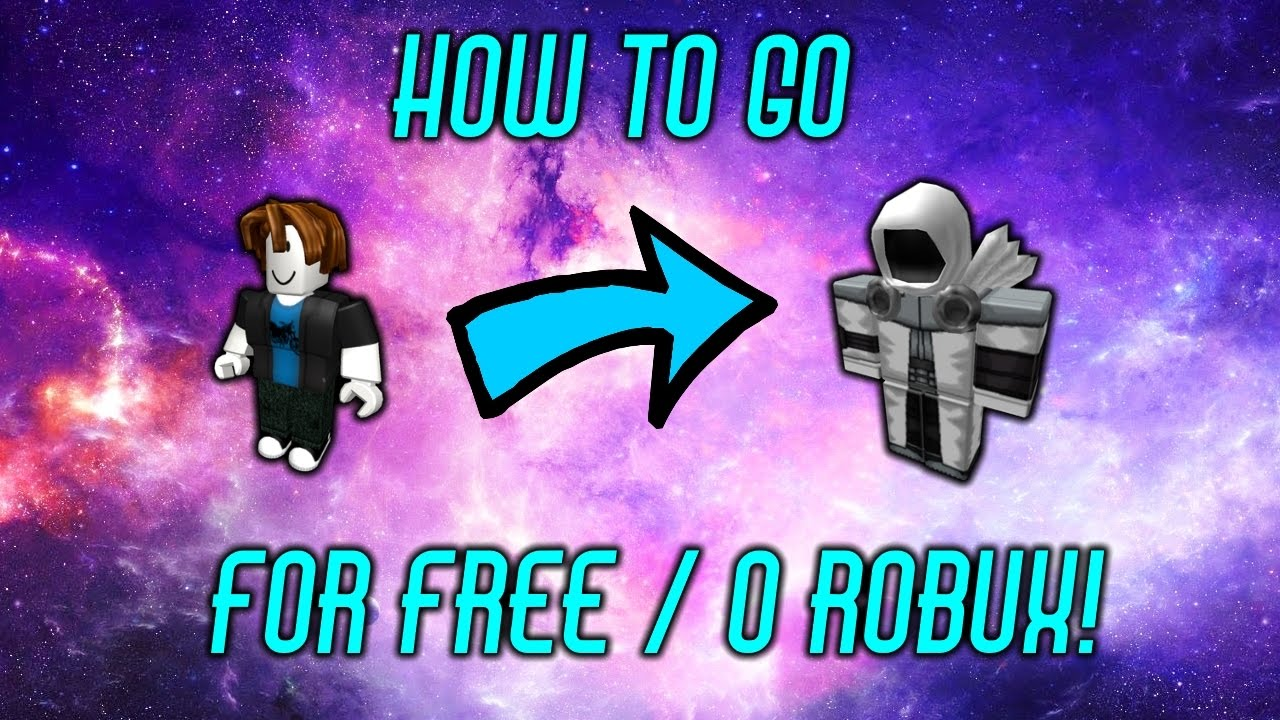 ROBLOX - HOW TO LOOK COOL FOR FREE WITH 0 / NO ROBUX ...