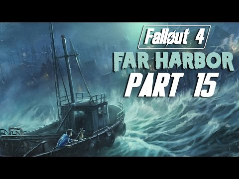 "Fallout 4 - Far Harbor DLC - Let's Play - Part 15 - ""The Cranberry Island Loot Shed"""