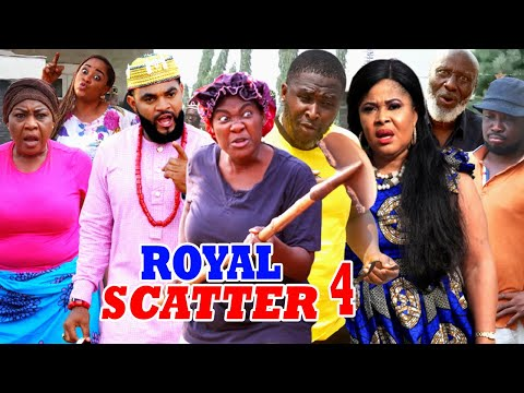 ROYAL SCATTER 4 (MERCY JOHNSON) (NEW MOVIE ALERT) - 2021 LATEST NIGERIAN NOLLYWOOD MOVIES