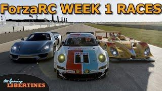 Forza 6 - ForzaRC SEASON 3 WEEK 2 ELITE RACES - aTTaX Johnson