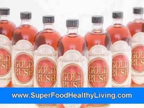 Colloidal Gold Benefits Part 2