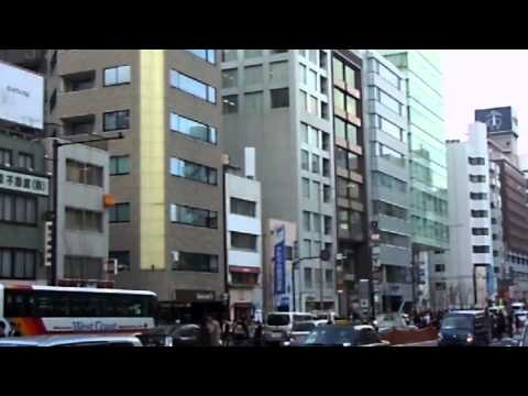 Breaking News Terremoto en Tokio...Earthquake in Tokyo, Japan! March 11, 2001
